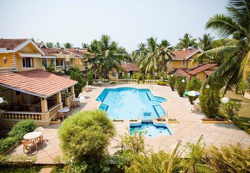 Тур в Pifran Holiday Beach Resort 2☆ Индия, Южный Гоа