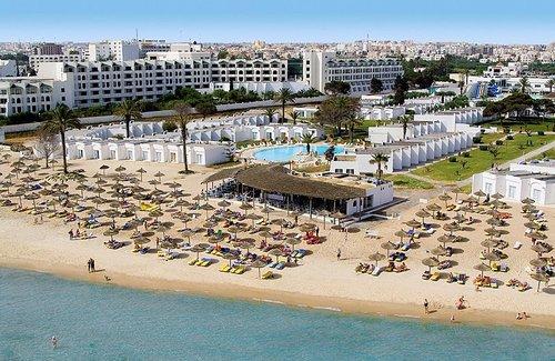 Тур в Thalassa Sousse Resort & Aquapark 4☆ Тунис, Сусс