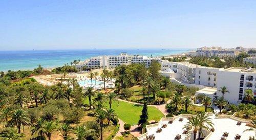 Тур в Jaz Tour Khalef 5☆ Тунис, Сусс