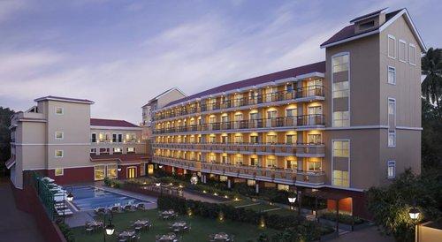 Тур в Ibis Styles Goa Calangute Hotel 4☆ Индия, Северный Гоа