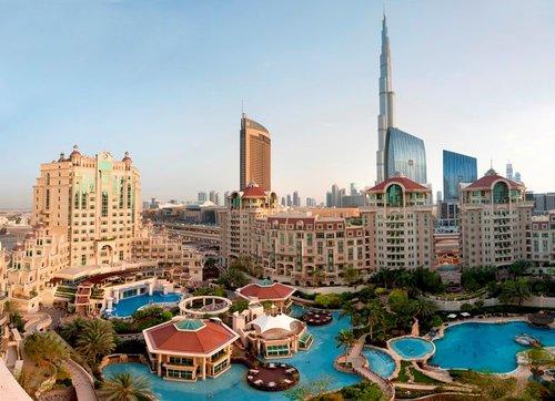 Тур в Swissotel Al Murooj Dubai 5☆ ОАЕ, Дубай