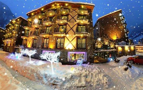 Тур в Diana Parc Hotel 5☆ Андорра, Пал-Аринсаль