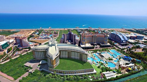 Тур в Royal Seginus Hotel 5☆ Турция, Анталия