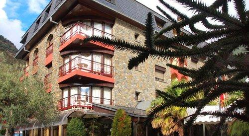 Тур в Guillem Hotel 4☆ Андорра, Энкамп