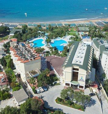 Тур в Iz Flower Side Beach Hotel 4☆ Турция, Сиде
