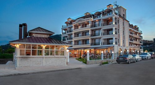 Тур в Sunny Castle 4☆ Болгария, Кранево
