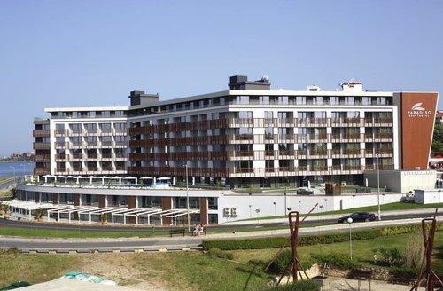 Тур в Paradiso Aparthotel Nessebar 3☆ Болгария, Несебр