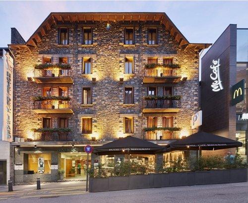 Тур в De l'Isard Hotel 3☆ Андорра, Андорра Ла Велья