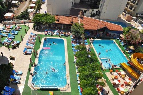 Тур в Aegean Park Hotel 3☆ Турция, Мармарис