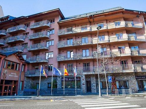 Тур в Marco Polo Hotel 3☆ Андорра, Ла Массана