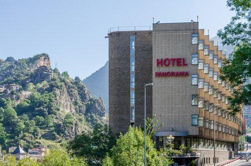 Тур в Panorama Hotel 4☆ Андорра, Эскальдес - Энгордани