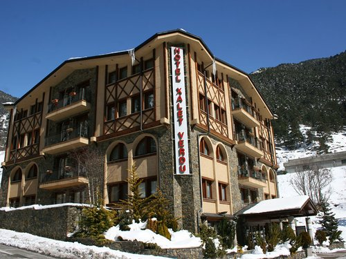 Тур в Xalet Verdu Hotel 3☆ Андорра, Пал-Аринсаль