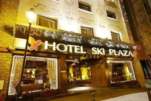 Тур в Ski Plaza Hotel 5☆ Андорра, Канильо