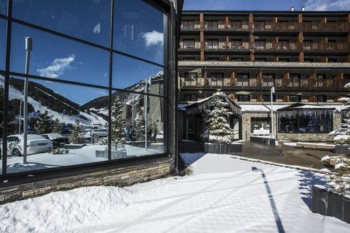 Тур в Piolets Park & Spa Hotel 4☆ Андорра, Сольдеу - Эль Тартер