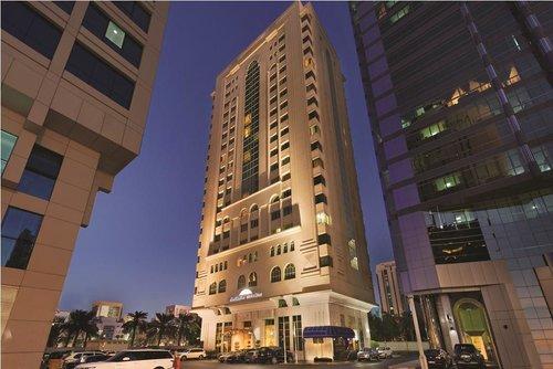 Тур в Howard Johnson Hotel Abu Dhabi 3☆ ОАЭ, Абу Даби