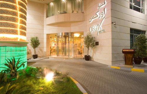 Тур в Oryx Hotel 4☆ ОАЭ, Абу Даби
