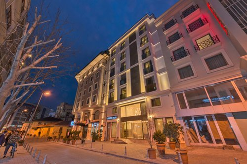 Горящий тур в Bisetun Hotel 3☆ Турция, Стамбул
