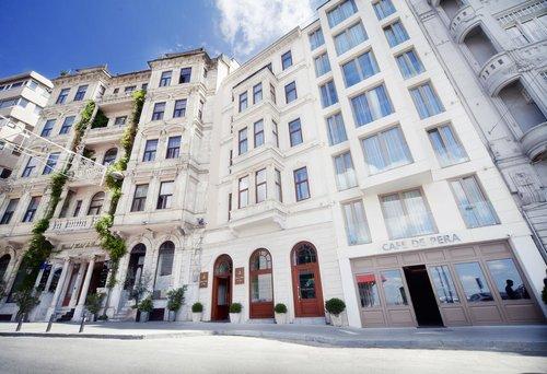 Тур в Grand Hotel de Pera 4☆ Турция, Стамбул