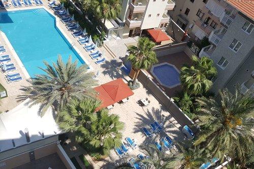 Тур в Carmen Suite Hotel 3☆ Турция, Алания