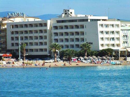 Тур в Tuntas Beach Hotel Altinkum 4☆ Турция, Дидим