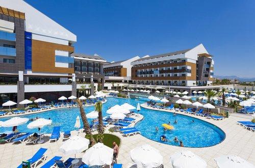 Тур в Terrace Elite Resort 5☆ Турция, Сиде