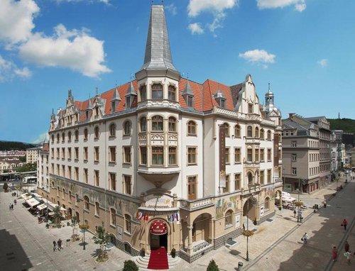 Тур в Grandhotel Ambassador Narodni Dum 4☆ Чехія, Карлові Вари
