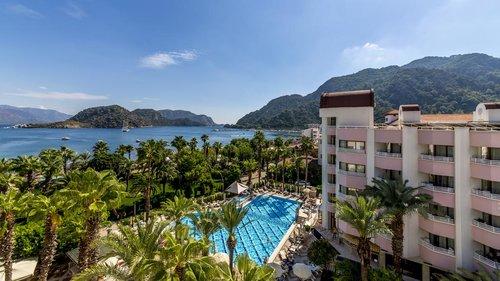 Тур в Aqua Hotel 5☆ Турция, Мармарис