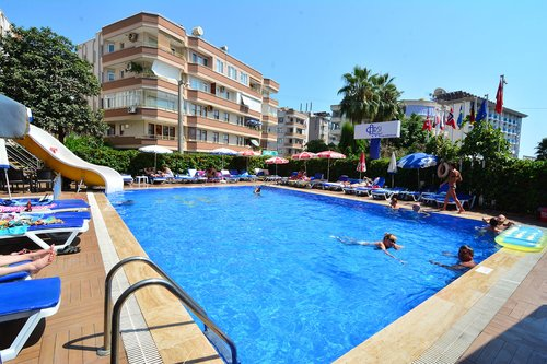 Тур в Arsi Hotel 4☆ Турция, Алания