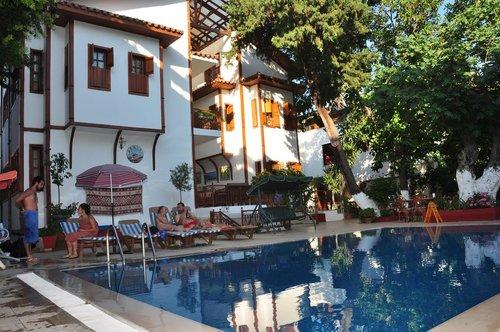 Тур в Kaliptus Hotel 2☆ Турция, Кемер