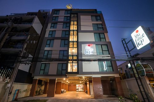 Тур в Sunshine Hip Hotel 3☆ Таиланд, Паттайя