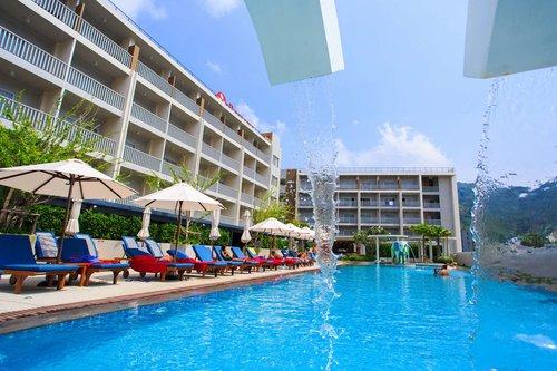 Тур в Ramada by Wyndham Phuket Patong 4☆ Таиланд, о. Пхукет