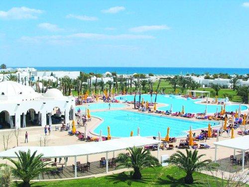Тур в Mirage Beach Club 4☆ Тунис, Хаммамет