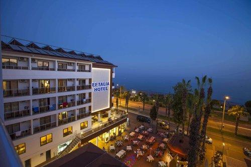 Тур в Eftalia Aytur Hotel 3☆ Турция, Алания