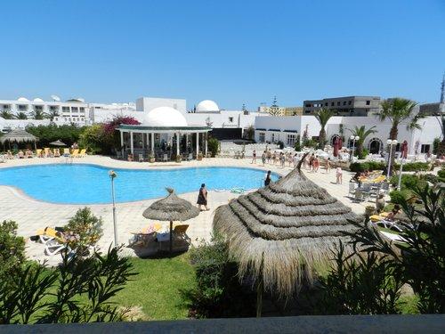 Тур в Zodiac Hotel 4☆ Тунис, Хаммамет