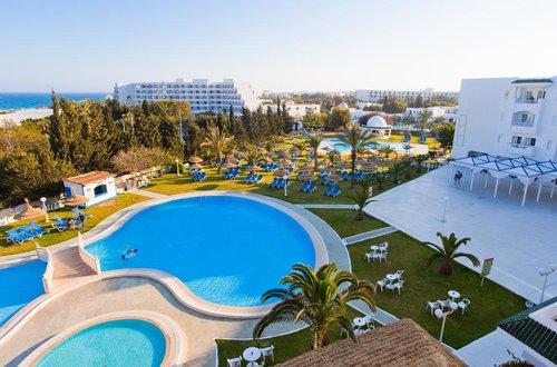 Тур в Le Zenith Hotel 3☆ Тунис, Хаммамет