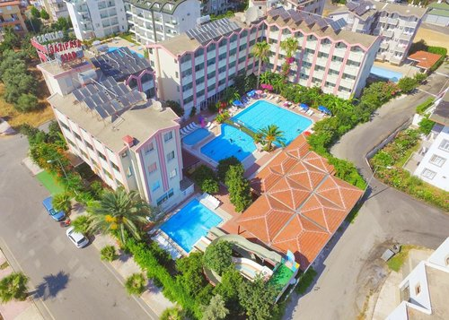 Тур в Gazipasa Star Hotel & Apartments 3☆ Турция, Сиде
