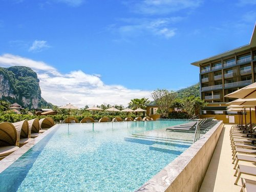 Тур в Centra by Centara Phu Pano Resort Krabi 4☆ Таиланд, Краби