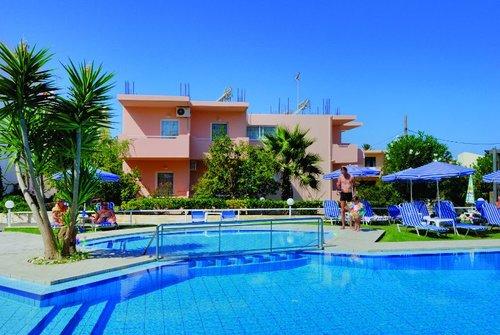 Тур в Alexandros Apartments 3☆ Греция, о. Крит – Ханья
