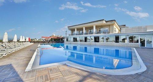 Тур в Throne Seagate Belek Hotel 5☆ Туреччина, Белек