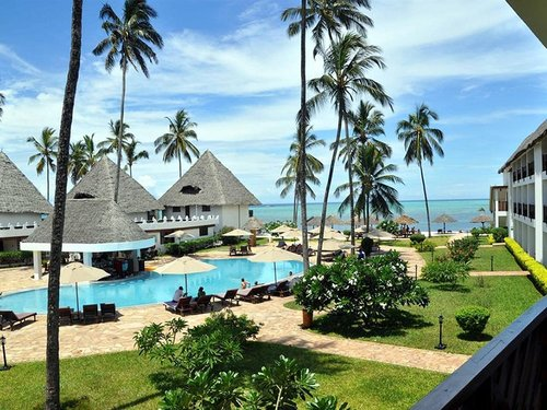 Тур в DoubleTree Resort by Hilton Hotel Zanzibar — Nungw 4☆ Танзания, Занзибар