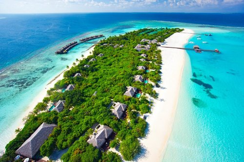 Горящий тур в Noku Maldives 5☆ Мальдивы, Нуну Атолл