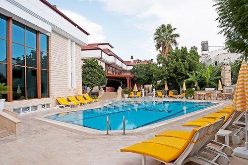 Тур в Felice Hotel 3☆ Турция, Кемер