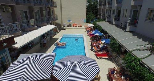 Тур в Kleopatra Melissa Hotel 3☆ Турция, Алания