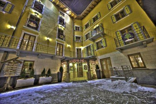 Тур в Le Miramonti Hotel 4☆ Италия, Курмайор
