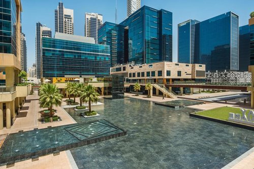Тур в DoubleTree by Hilton Dubai — Business Bay 4☆ ОАЭ, Дубай