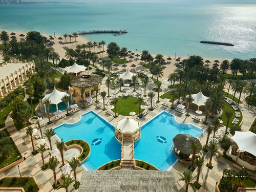 Тур в InterContinental Doha Hotel 5☆ Катар, Доха