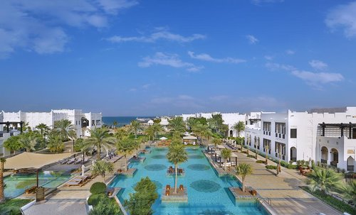 Тур в Sharq Village & Spa, a Ritz-Carlton Hotel 5☆ Катар, Доха