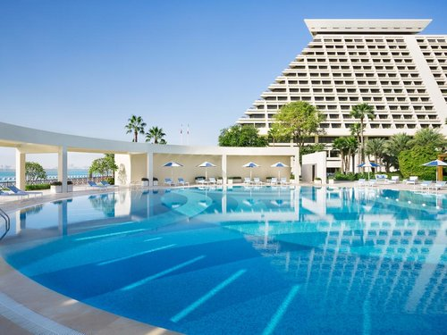 Тур в Sheraton Grand Doha Resort & Convention Hotel 5☆ Катар, Доха
