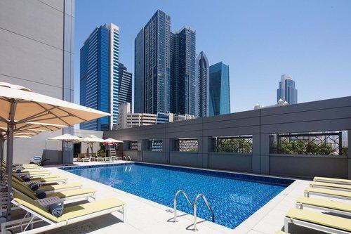 Тур в Rove Trade Centre 3☆ ОАЭ, Дубай