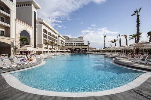 Тур в Alva Donna Exclusive Hotel & Spa 5☆ Турция, Белек